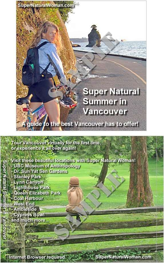 Supernatural Summer in Vancouver CD